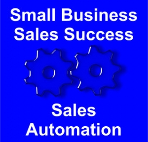 small business sales automation