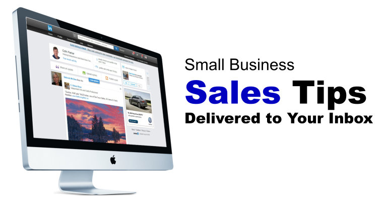 small business sales tips