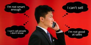 Negative Self Talk is Hurting Your Sales